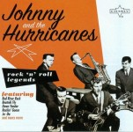 CD - Johnny And The Hurricanes - Rock'n'Roll Legends