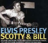 CD - Elvis Presley - Scotty & Bill