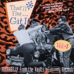 CD - VA - That'll Flat Git It! Vol. 4 - Festival