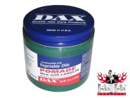 Pomade - DAX Pomade Vegetable Oils (green)