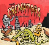 CD - Cremators - The New Breed