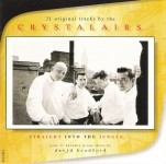 CD - Crystalairs - Straight Into The Jungle