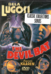 DVD - The Devil Bat - Bela Lugosi