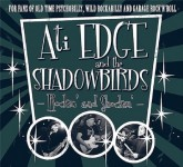CD - Ati Edge & The Shadowbirds - Rockin And Shockin