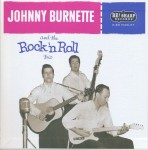Single - Johnny Burnette And The Rock'n'Roll Trio - Blue Vinyl