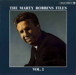 LP - Marty Robbins - The Marty Robbins Files, Vol. 2, 1953-1954