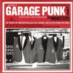 CD - Monsters - Garage Punk Vol. 1