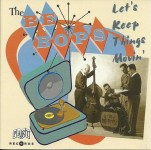 10inch - Be Bops - Let's Keep Things Movin'