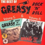 CD - VA - Greasy Rock And Roll Vol. 5 & 6