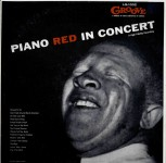 LP - Piano Red - in Concert