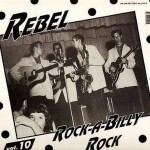LP - VA - Rebel Rockabilly Vol. 10