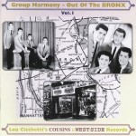 CD - VA - Out of the Bronx - Doo-Wop from Cousin Records Vol. 1