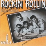 LP - VA - Rockin Rollin Vocal Groups Vol. 2