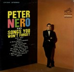 LP - Peter Nero - plays Songs you won' t forget
