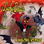 CD - Lucky Devils - A Mental Journey