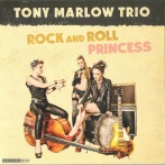 Single - Tony Marlow Trio - Rock And Roll Princess/Spank!