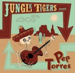 10inch - Jungle Tigers Meet Pep Torres