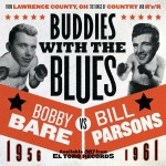 CD - VA - Buddies With The Blues - Bobby Bare vs Bill Parsons