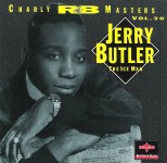 CD - Jerry Butler - The Ice Man