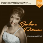 Single - Barbara Pittman - Sentimental Fool
