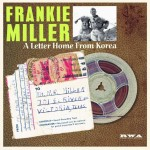 10inch - Frankie Miller - A Letter Home From Korea