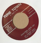 Single - Ike Turner & Little Ann - Boxtop / Chalypso Love Cry