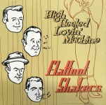 CD - Flatfoot Shakers - High Heeled Lovin' Machine