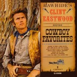 CD - Clint Eastwood - Cowboy Favorites