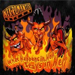 CD - Nekromantix - What Happens In Hell Stays In Hell