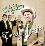 CD - Mike Penny and his Moonshiners - Texas Boogie