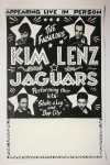 Poster - Kim Lenz and her Jaguars