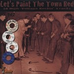 LP - VA - Let's Paint The Town Red Vol. 2