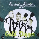 CD - Lucky Bullets - Gold Digger
