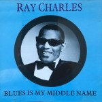 CD - Charles Ray - Blues Is My Middle Name