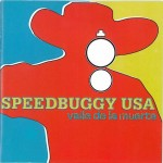CD - Speedbuggy USA - Valle De La Muerte