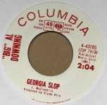 Single - Big Al Downing - Georgia Slop , I Feel Good