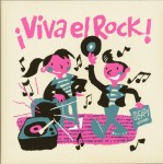 LP - VA - Viva El Rock! (+CD)