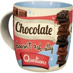 Tasse - Chocolate Doesn't Ask