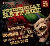 CD - VA - Psychobilly Ratpack - Lesson 2