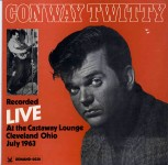 LP - Conway Twitty - Live 1963