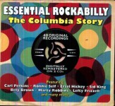 CD-2 - VA - Essential Rockabilly - The COLUMBIA Story
