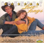 CD - Country All Star Team - Country Love Songs