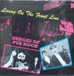 CD - VA - Heroes Of Pub Rock - Living On The Front Line