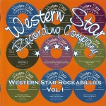 CD - VA - Western Star Rockabillies Vol. 1