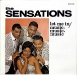 LP - Sensations - Let Me In, Music Music Music