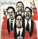 CD - Monsters - Pop Up Yours