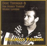 CD - Doc Thomas & His Honky Tonkin' Music Lovers - Hillbilly Passion