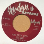 Single - Etta James - Good Rockin? Daddy / The Wall Flower (Roll With Me Henry)