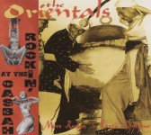 CD - Orientals - Rockin' At The Casbah