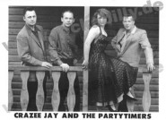 Autogramm-Foto - Crazee Jay And The Partytimers